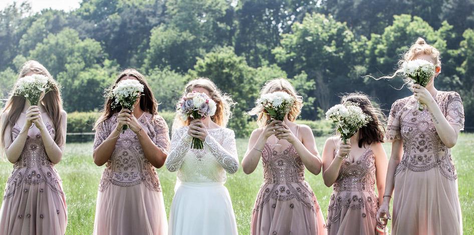 Bridesmaid Photography Essex