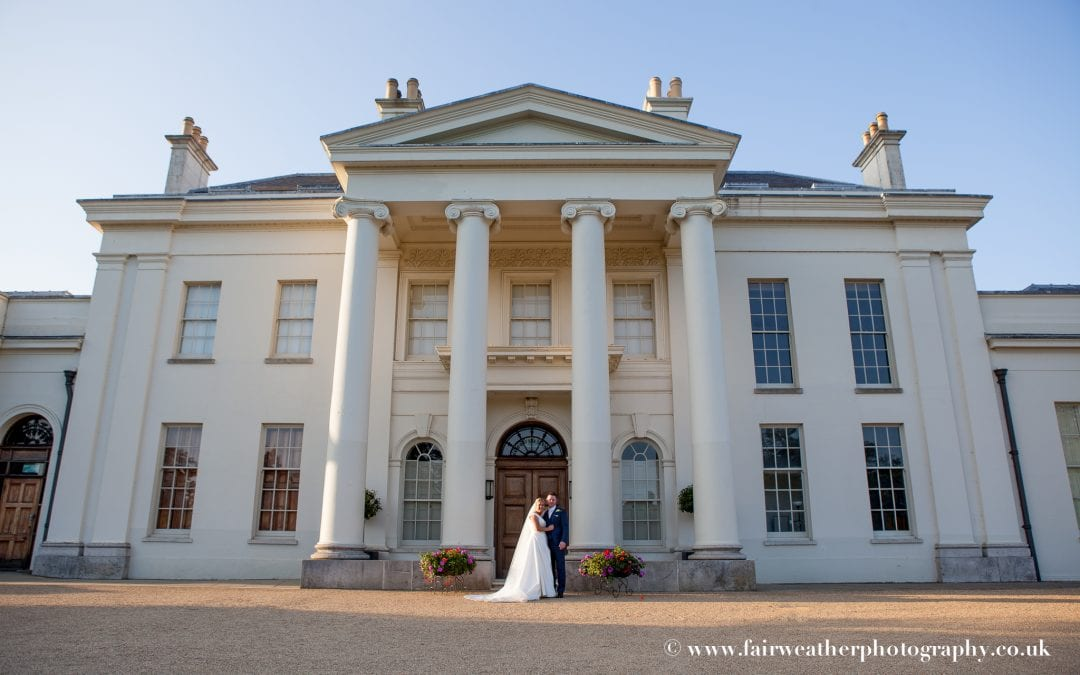Rochelle & Paul – Wedding at Hylands House, Chelmsford – Modern & relaxed Essex based wedding photographer