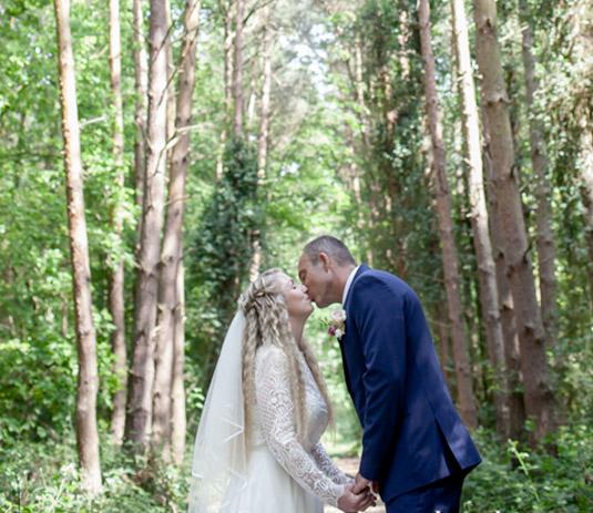 Wedding Photographer Essex Forest